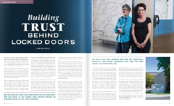 magzine screen shot building trust