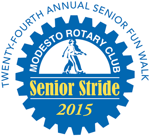 Senior Walk logo